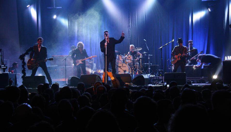 El Rock & Roll de Loquillo envaeix la Tàrraco Arena Plaça