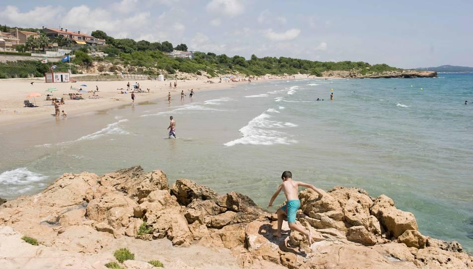 Tarragona té unes platges de bandera