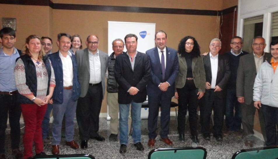 Joan Maria Sardà, escollit per unanimitat nou president de la intercomarcal d'Unió