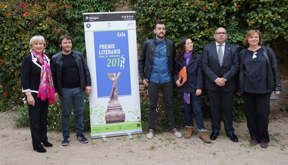 L'autor mallorquí Carles Rebassa aconsegueix el premi de novel·la