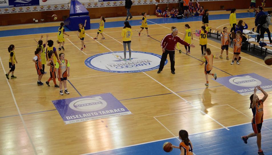 Èxit de la tercera edició del Repsol Futur Bàsquet Tarragona