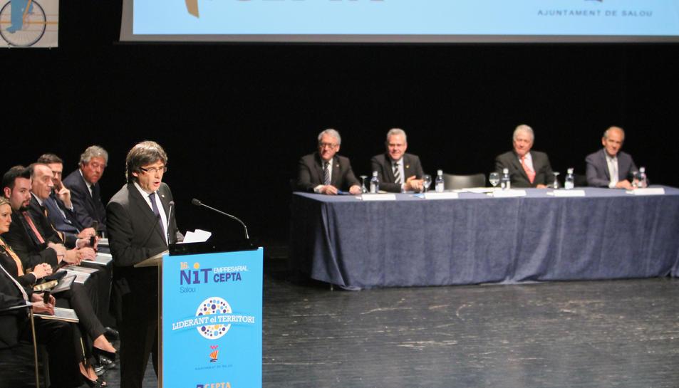 La Nit Empresarial 2016 es converteix en una reinvindicació del BCN World