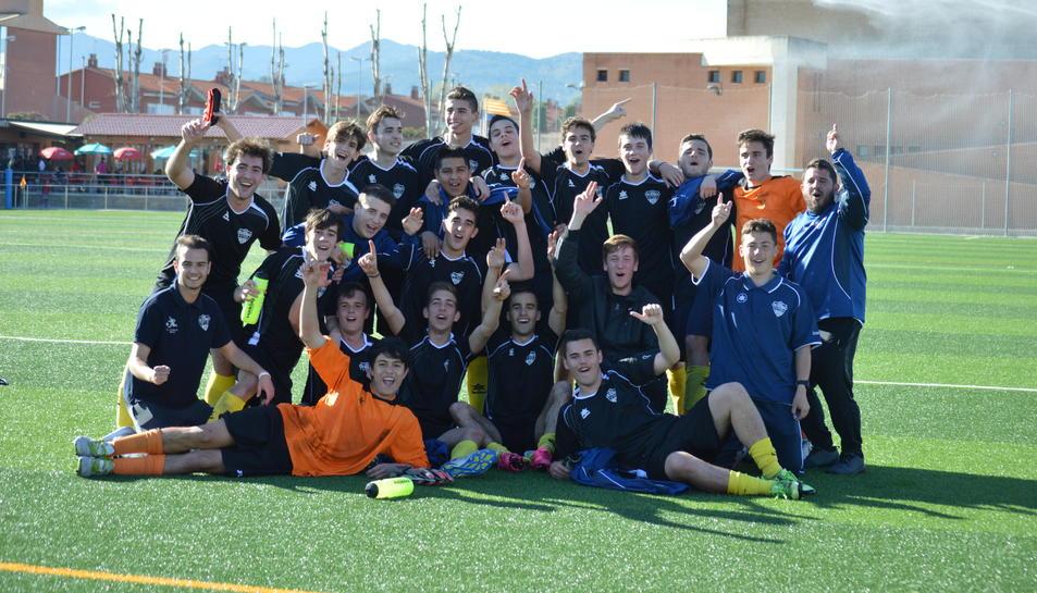 El juvenil de la Salle puja a Primera Divisió
