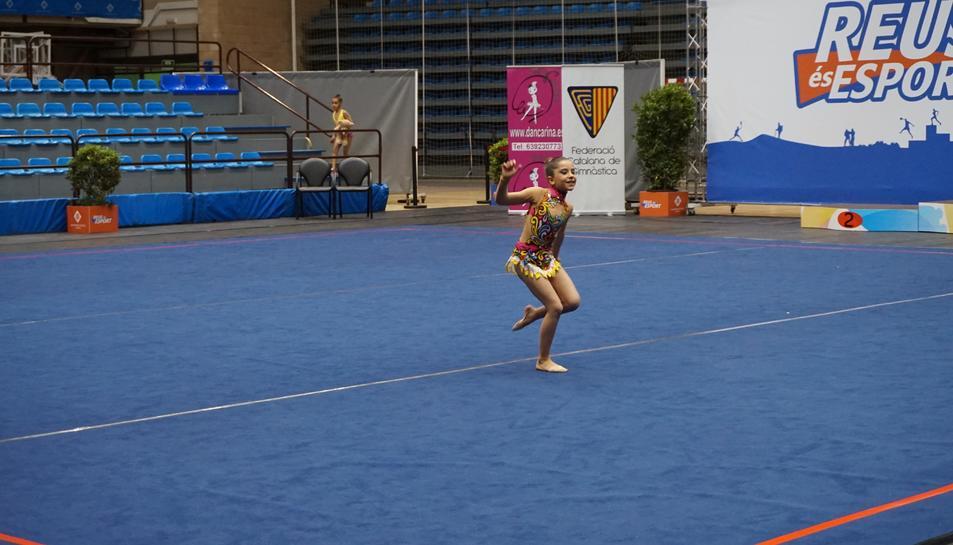 Campionat Gimnàstica Reus