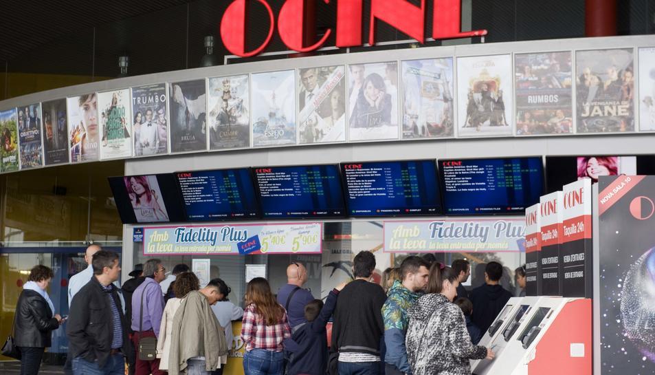 La Festa del Cine espera més de 12.000 persones fins dimecres