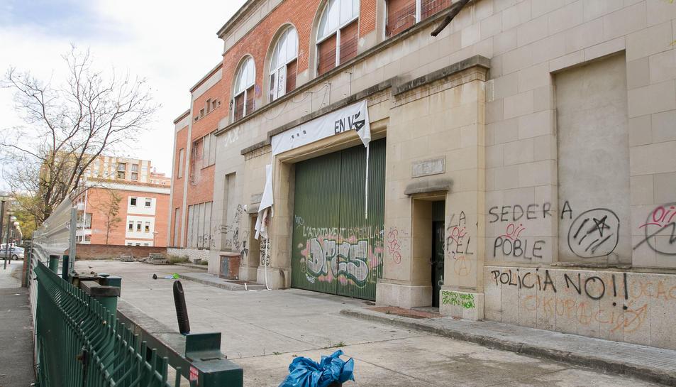 La Sedera anirà a terra en pocs mesos i l'Ajuntament «tindrà en compte» els veïns