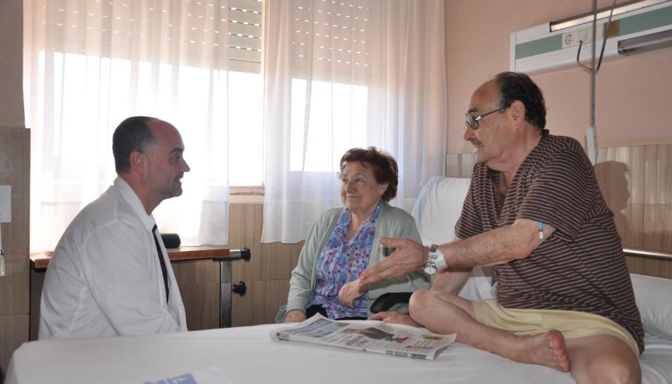 Prop de 350 malalts reben atenció psicosocial al final de les seves vides a la demarcació