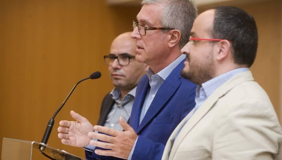El govern de Tarragona: «L'oposició està histèrica amb l'estabilitat del pacte»
