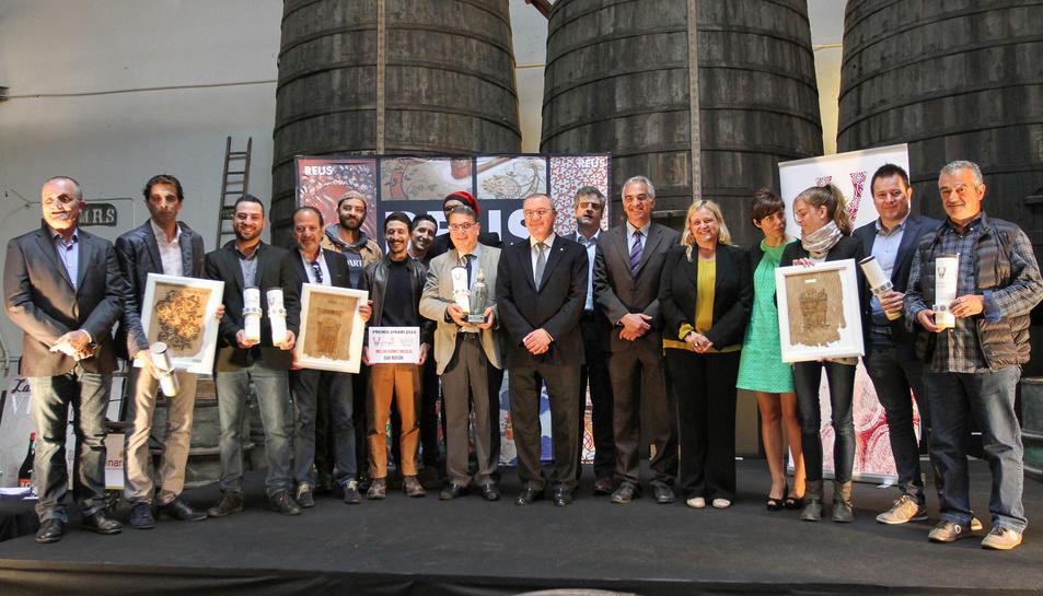 Els vermuts de Reus, protagonistes dels Premis Vinari 2016