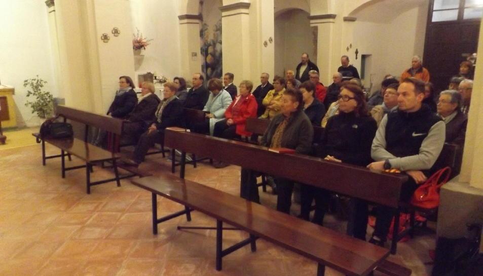 Festa de la Clotxa a la Febró
