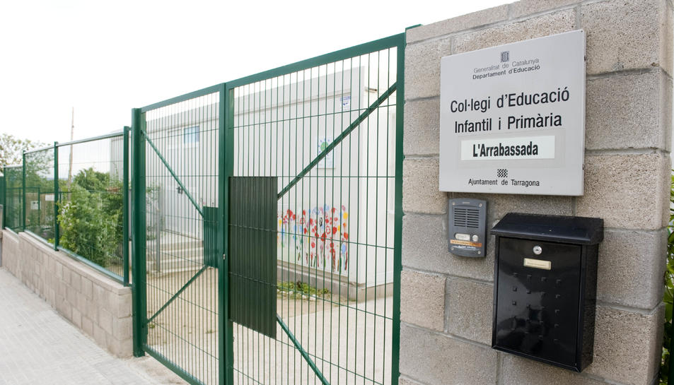 Les obres de l'escola Arrabassada no començaran fins l'any 2018