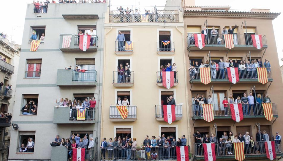 Les durades de les actuacions castelleres, a debat al 6è simposi casteller de Valls