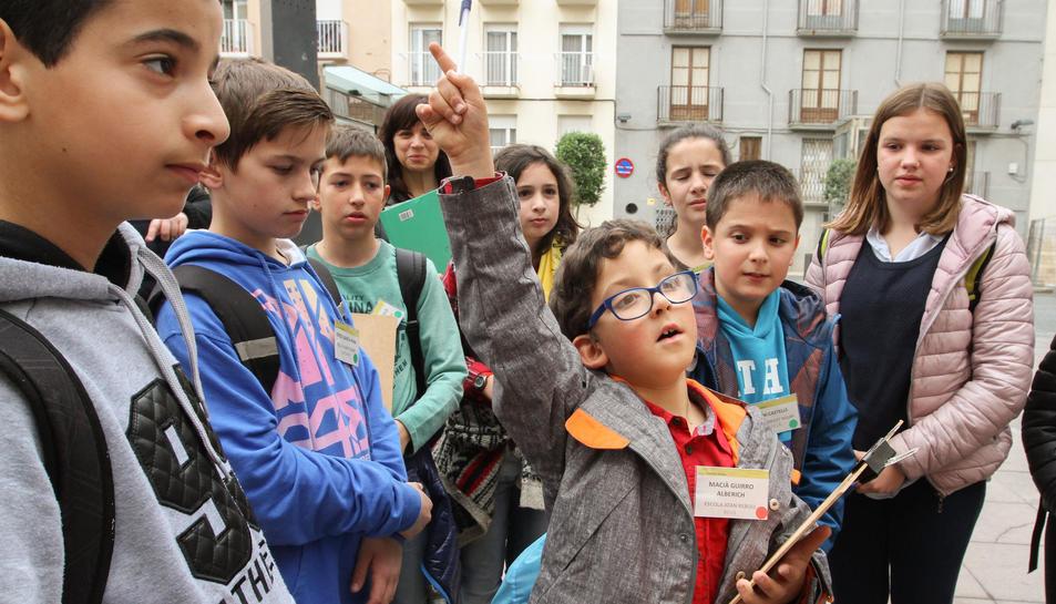 Prop d'una vintena de centres participen a la Trobada d'Escoles Verdes de Tarragona a Reus