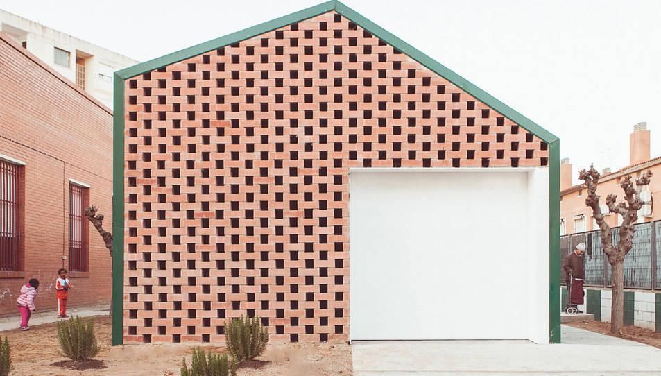 El Centre per al Servei de Distribució d'Aliments de Campclar, a la Biennal d'Arquitectura de Venècia