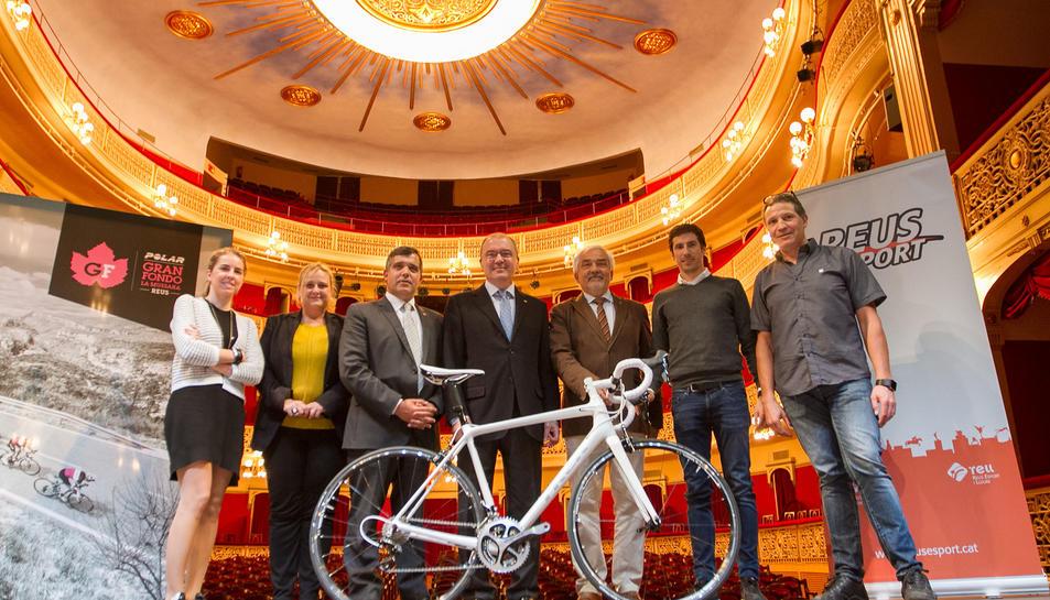 Més de 6.300 ciclistes viuran la tercera Polar Gran Fondo La Mussara-Reus