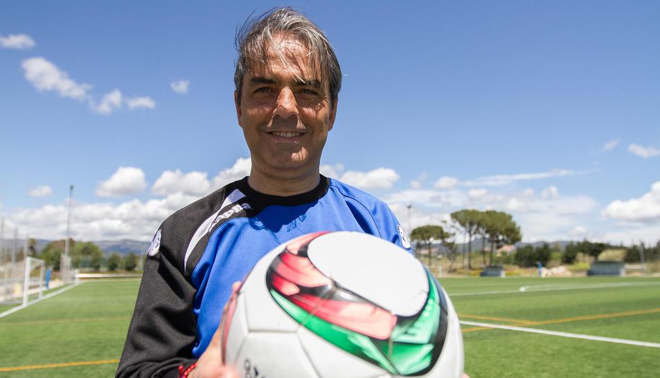 «Arribem al 'play-off' amb més potencial i més possibilitats que l'any passat»