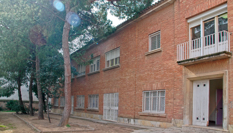 Centre Residencial d'Acció Educativa 'La Pastoreta'.