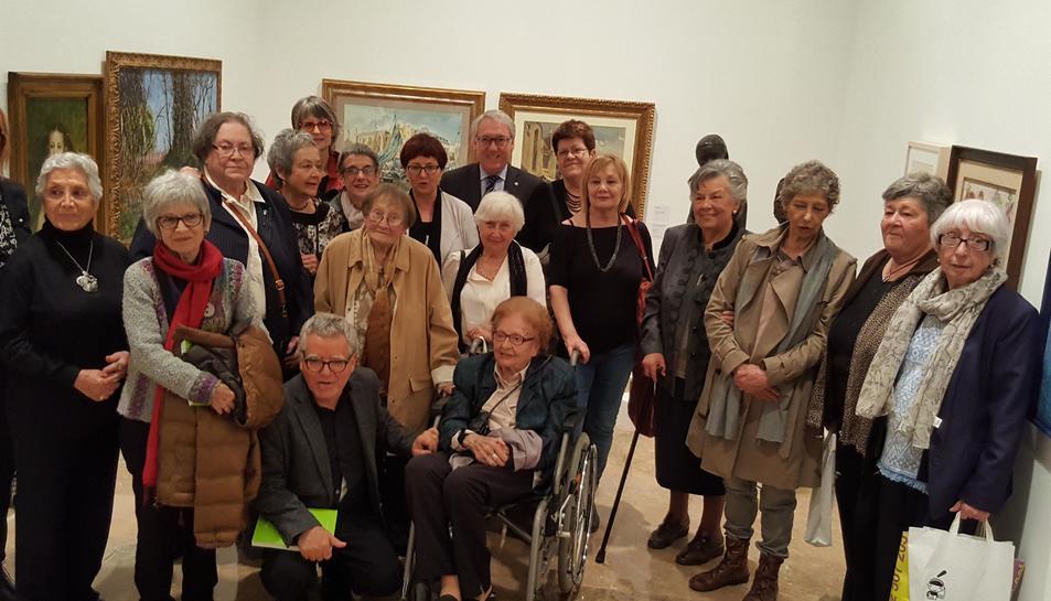 Exposició al MAMT i un llibre per reivindicar l'obra de 30 pintores del Camp de Tarragona i les Terres de l'Ebre
