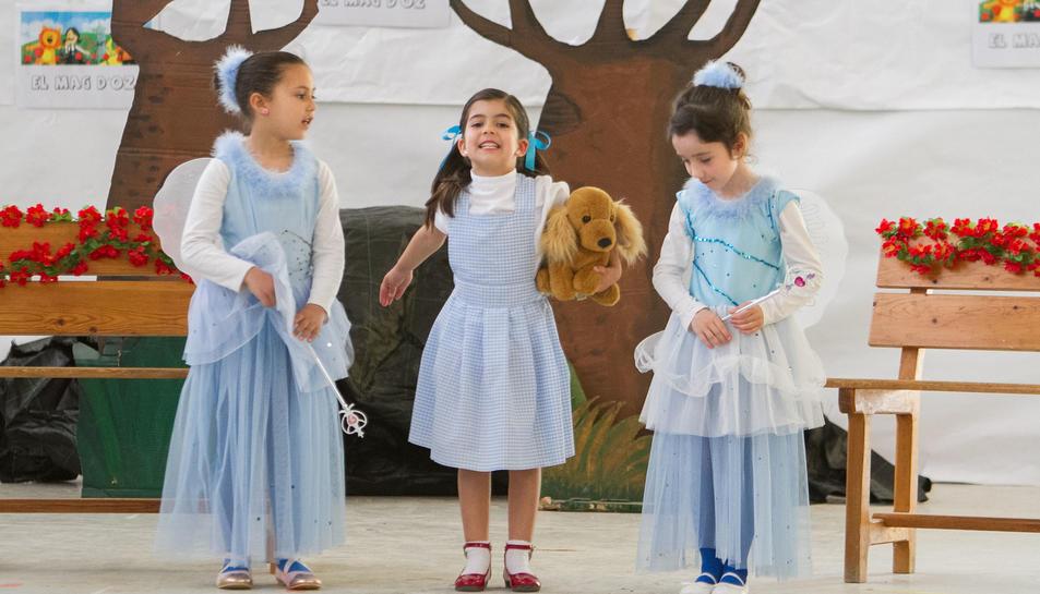 L'escola Rubió i Ors interpretarà El Mag d'Oz al Barttrina