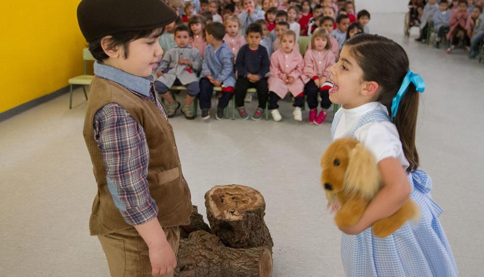 La escuela Rubió y Ors interpretará a El Mago de Oz en el Barttrina