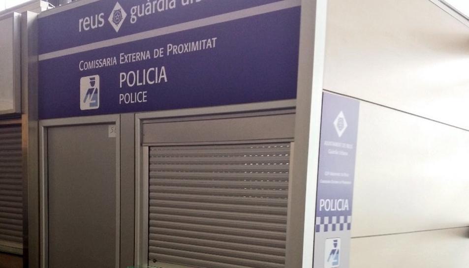 La Guàrdia Urbana de Reus obre comissaria externa a l'aeroport