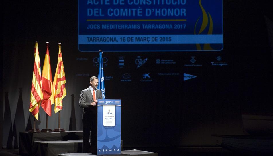 Felip VI visitarà Tarragona dijous vinent