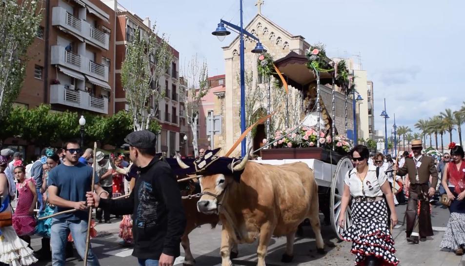 Tarragona celebra la 32a romeria en honor a la Verge del Rocío