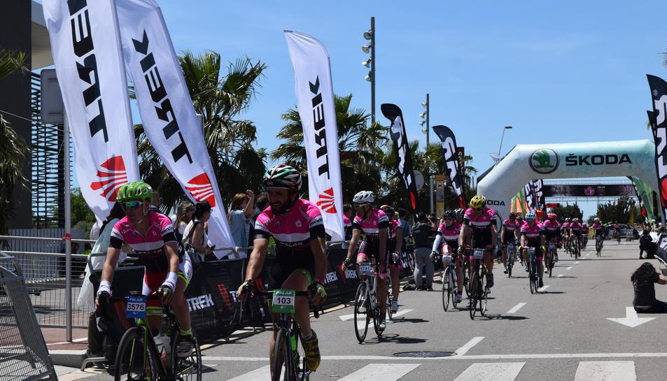 Marcha cicloturista Polar Gran Fondo La Mussara-Reus