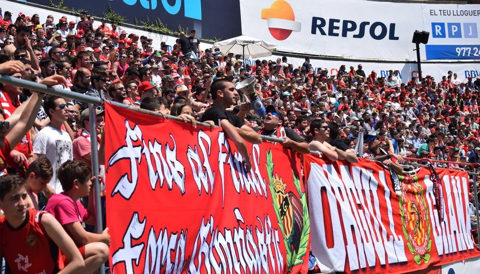 Nàstic-Leganés: Una afició de primera (2)