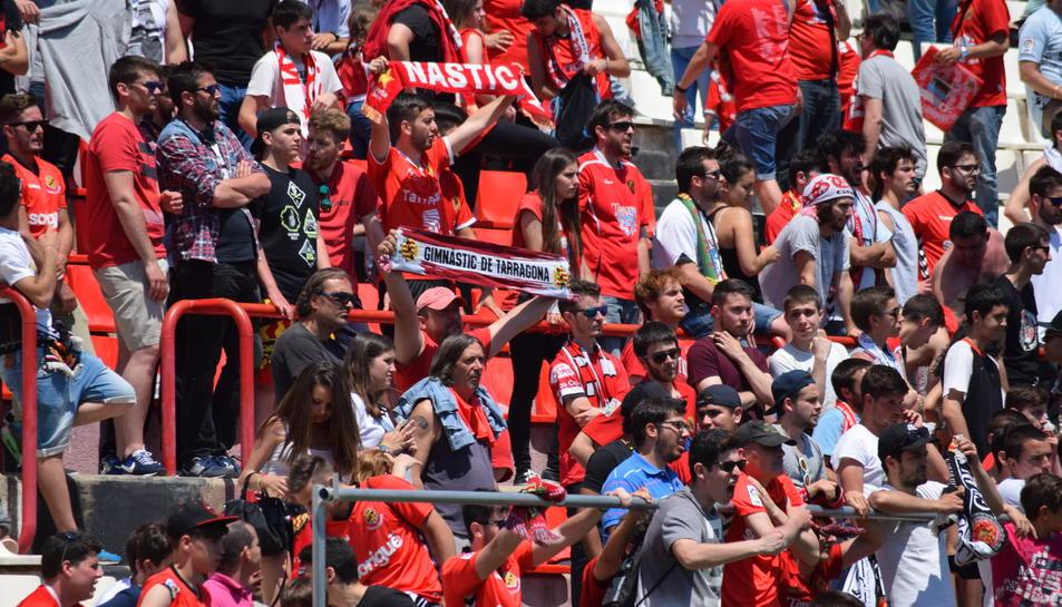 Nàstic-Leganés: Una afició de primera (3)