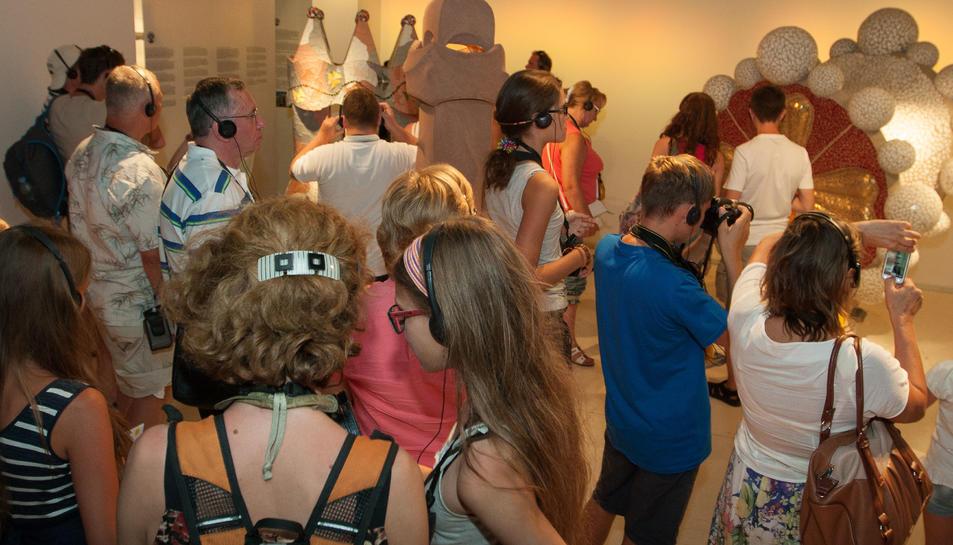 Reus aconsegueix augmentar el nombre de turistes durant el primer trimestre de l'any