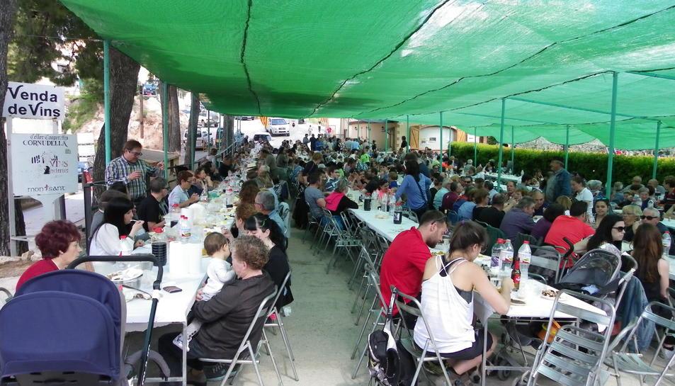 Èxit de participació a la Jornada Gastronòmica de Cornudella