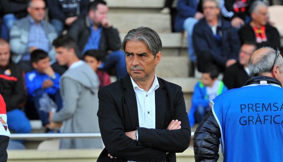Natxo González: «És una eliminatòria atractiva i difícil, 180 minuts històrics»