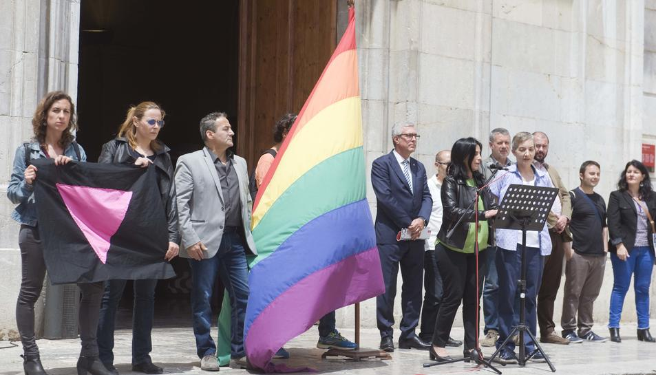 El col·lectiu LGTB exigeix que la transsexualitat es descatalogui de malaltia