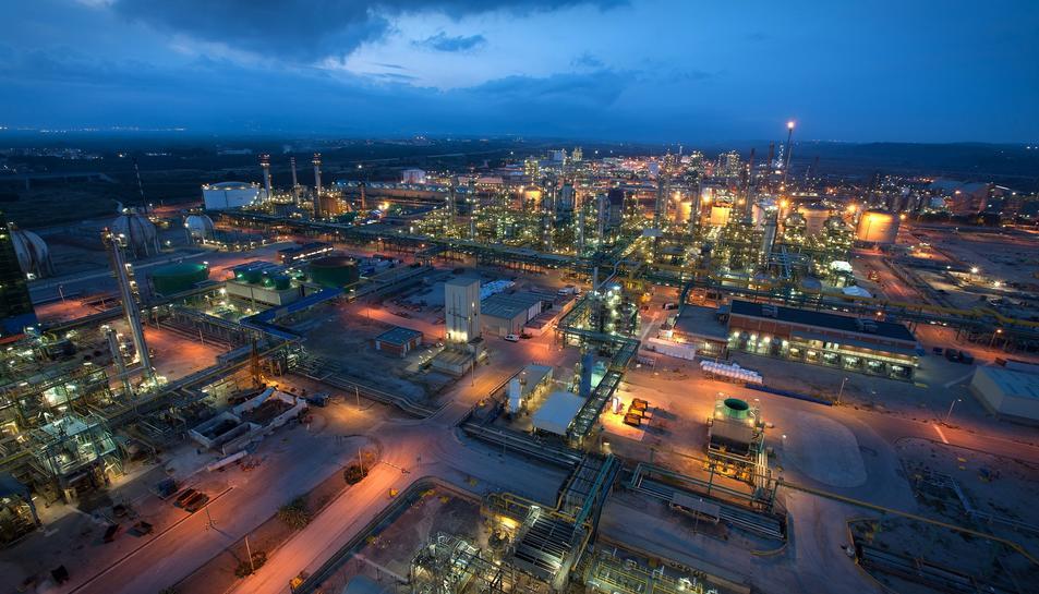 Repsol inverteix 42,5 MEUR en la parada de les unitats de combustibles del Complex de Tarragona