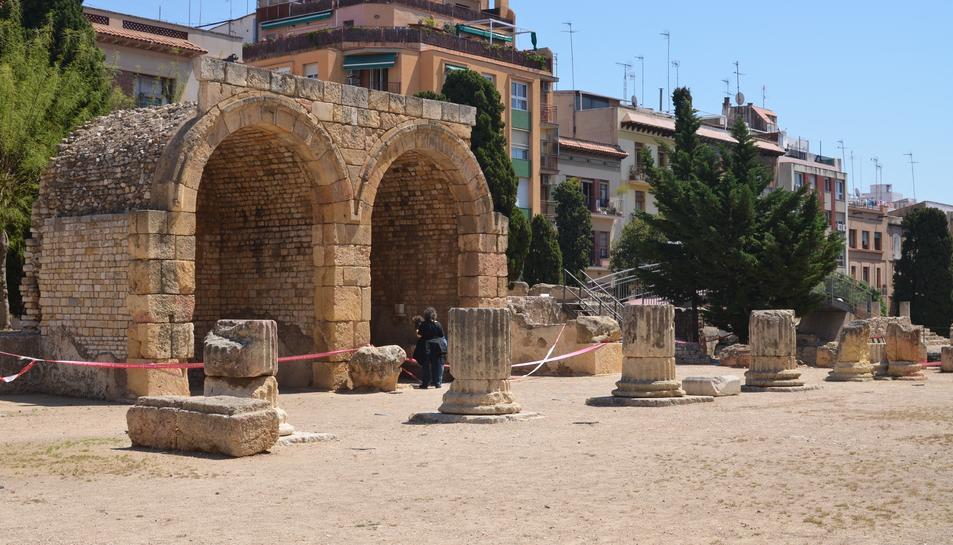 La CUP afegeix monuments del patrimoni al seu catàleg de 'Grans Runes' de la ciutat