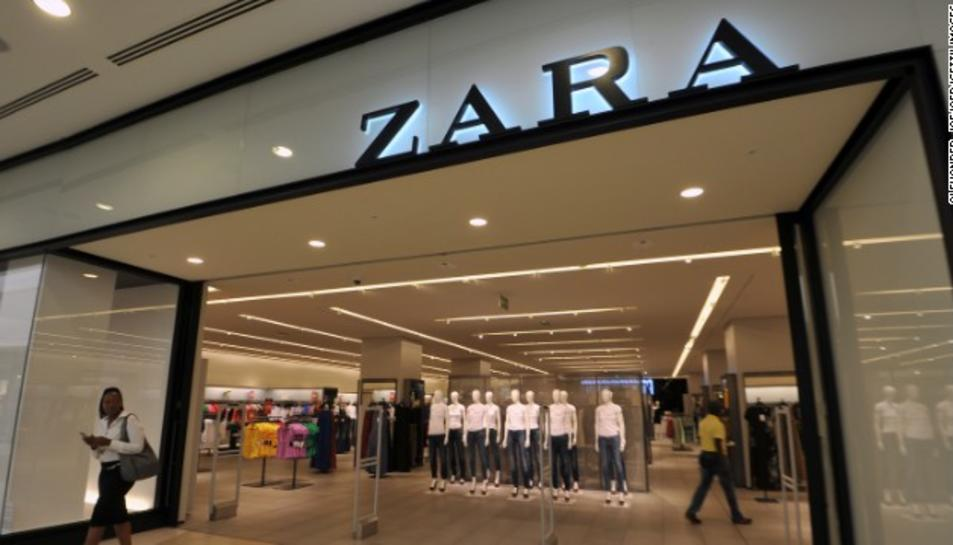 Zara aposta per la talla XXL