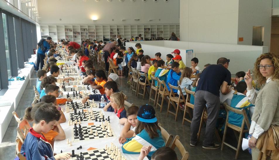 Els escacs com una eina d'aprenentatge