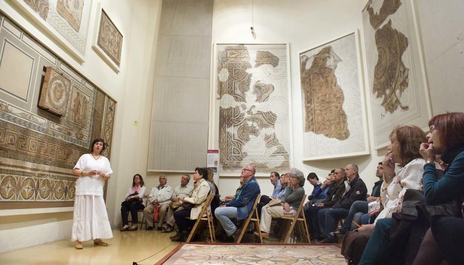 Més d'un miler de persones visiten els museus el Dia Internacional