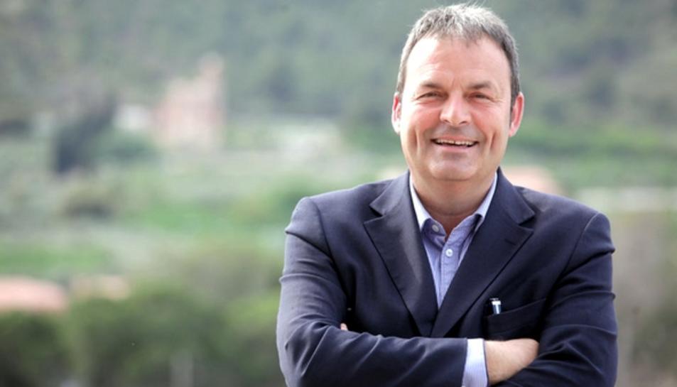 Joaquim Calatayud, alcalde de les Borges del Camp.