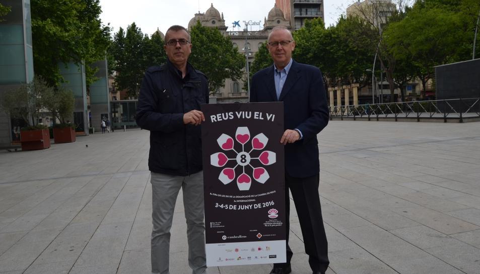 La vuitena edició de la Reus Viu el Vi ja té cartell