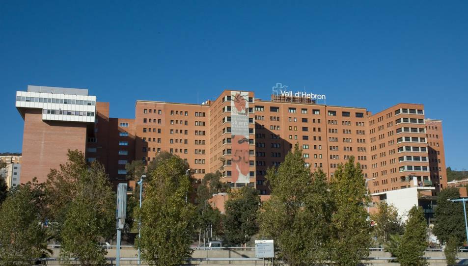 Ahir dimarts, quatre menors tarragonins van ser derivats a l'hospital barceloní de la Vall d'Hebron.