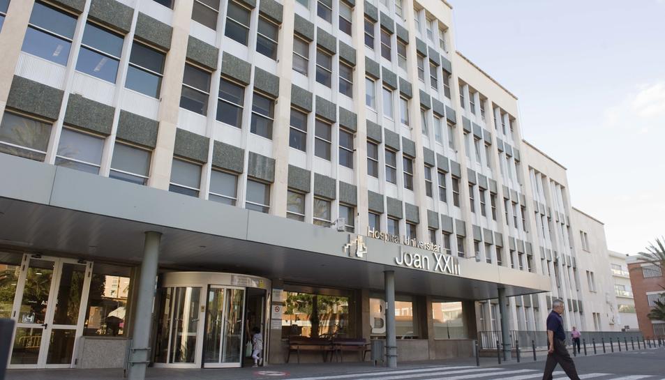 L'hospital Joan XXIII realitza una mitjana de tres puncions al dia, per detectar menors afectats.