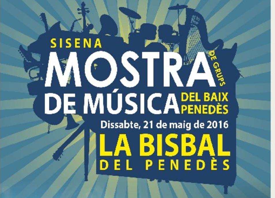 La Bisbal del Penedès acull la sisena mostra de grups de música del Baix Penedès