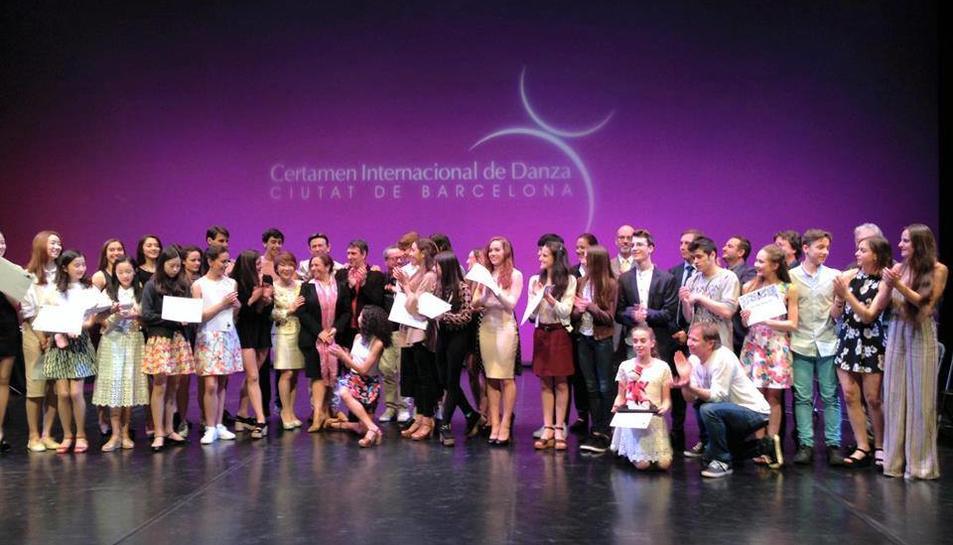 Premi internacional pel jove ballarí vallenc Daniel Domínguez