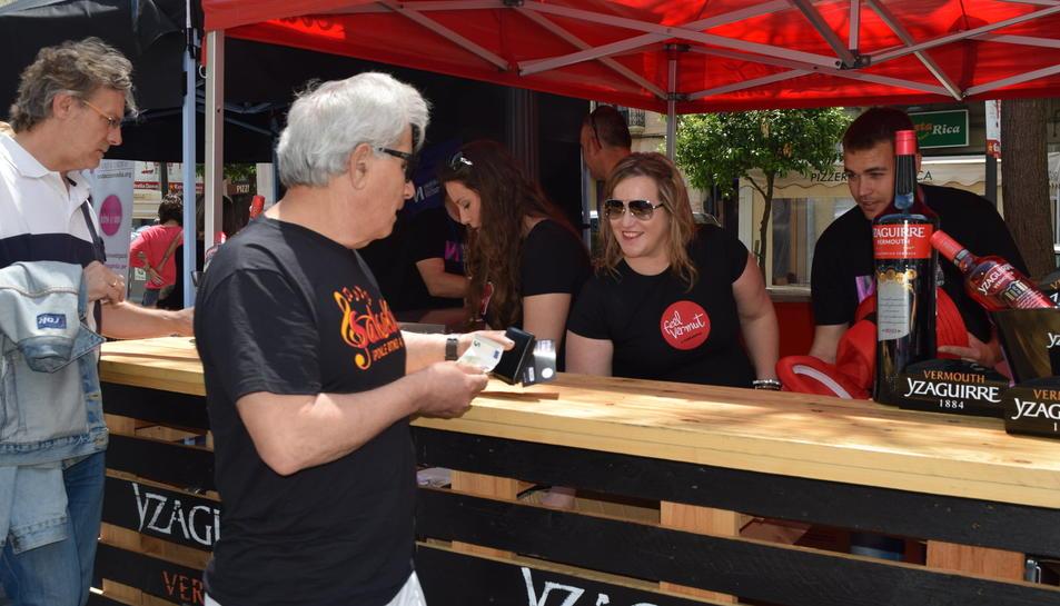 Feel Vermut solidari a favor de la Fundació Noelia