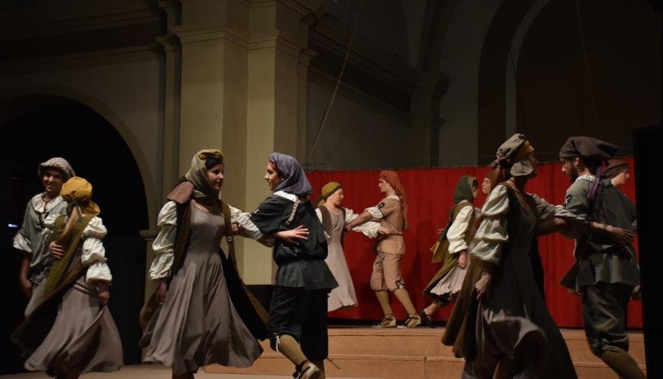 Ball Parlat del Sant Crist de Salomó