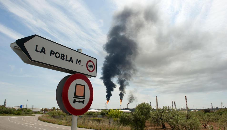 Grups de treball es reuneixen per millorar la qualitat de l'aire a Tarragona