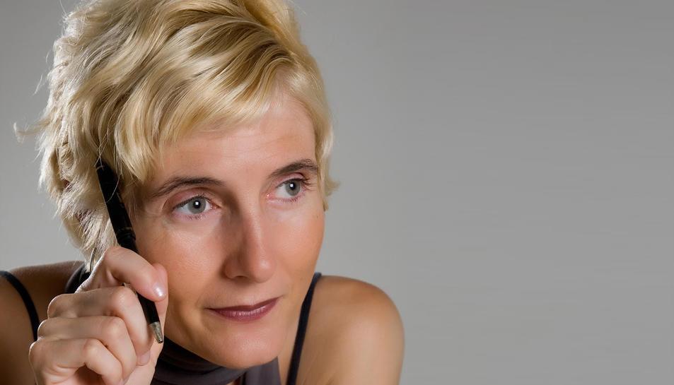L'escriptora Marta Magrinyà, pregonera de Sant Pere 2016