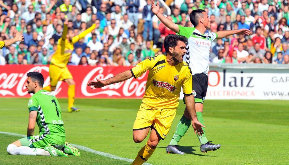 El CF Reus truca a les portes del cel